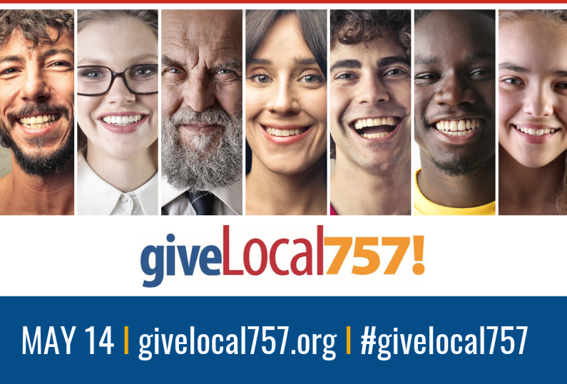 Give Local 757 raises a record $858,000 in 24 hours