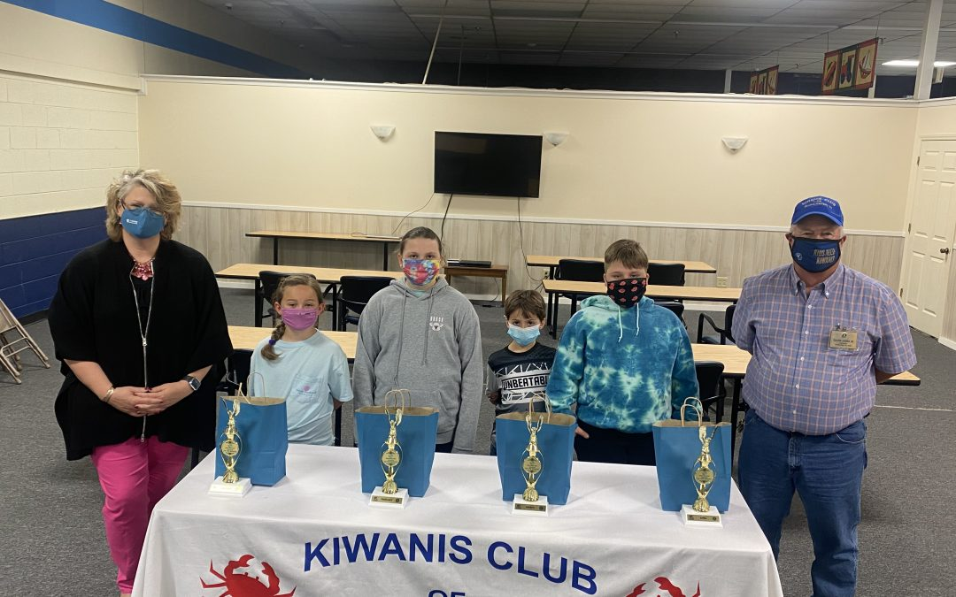 Gloucester Unit Announces Youths of the Month